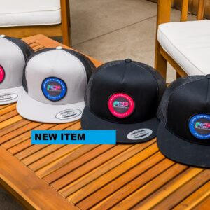 Round Patch Hats